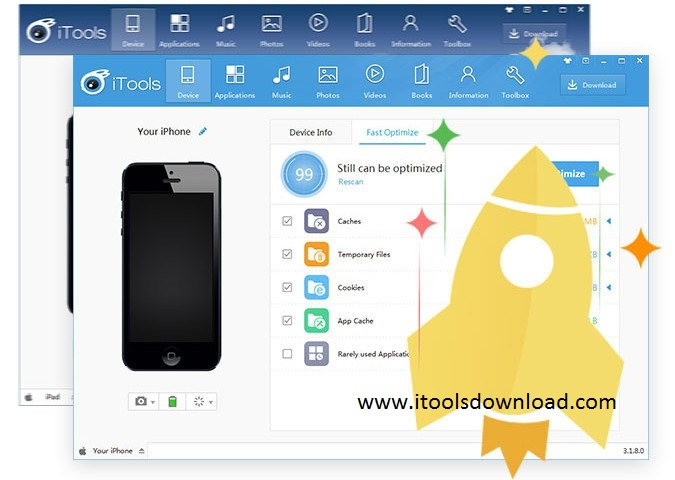 Download iTools for Free