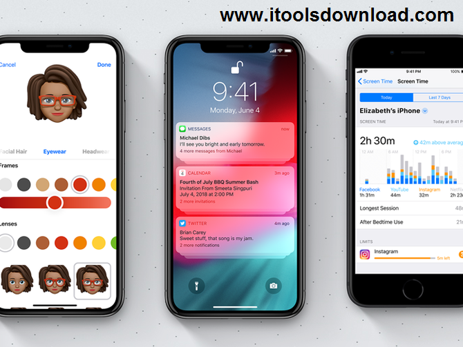 iTools iOS 12 Download