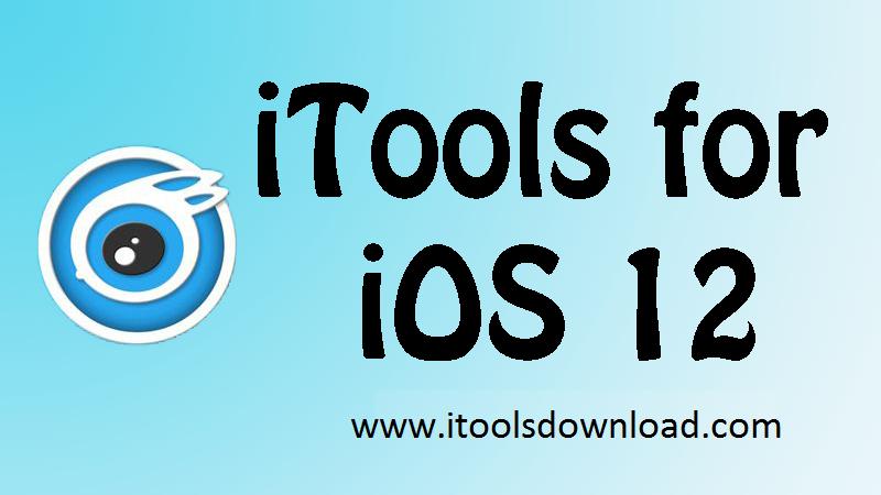 iTools iOS 12 download