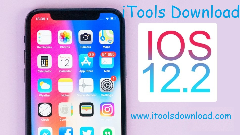 Download itools iOS 12.2