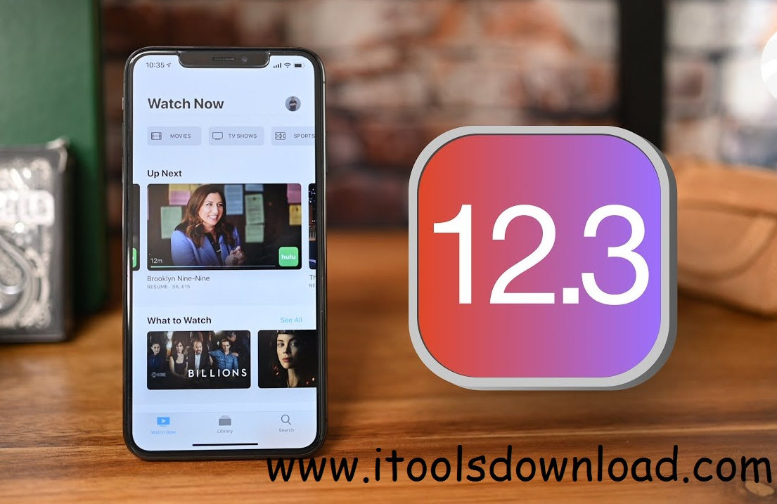 Download iTools iOS 12.3